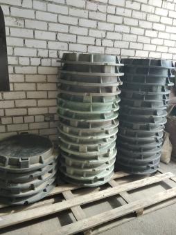 Люки полимерпесчаные (полимерно-песчаные) канализационные